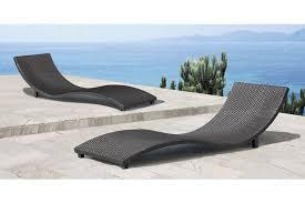 zuo modern sydney outdoor lounge chair set of 2 espresso regarding designs 13