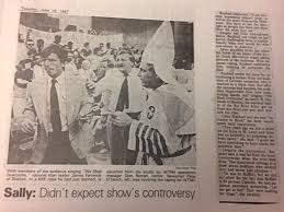 mary johnson s legacy of new haven activism manuscripts and  news clipping from an unknown paper documenting the ku klux klan in new haven for the