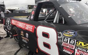 John Hunter-Nemecheck: Truck Series – Death Wish Coffee Company