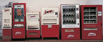 Lance Vending Machine For Sale New History Of Lance Inc