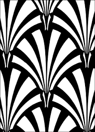repeat no 28 stencil on art deco wall stencils uk with art deco stencils from the stencil library buy from our range of