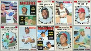 We did not find results for: 10 Most Valuable 1970 Topps Baseball Cards Old Sports Cards