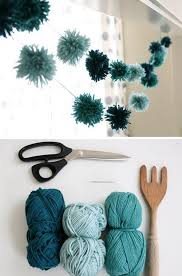 Small Picture 25 DIY Yarn Crafts Tutorials Ideas for Your Home Decoration 2017