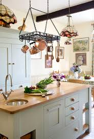 Kitchen Ceiling Hanging Rack Kitchen Nice Image Pots And Pans Rack Design Ideas With Wooden