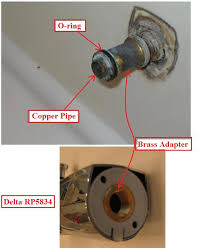 replace bathtub spout pipe ideas