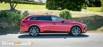 2017 Mazda 6 Wagon Diesel Limited - Car Review - Bringing The Sexy ...