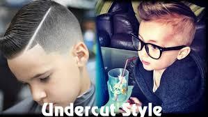Các kiểu tóc đẹp 2016,2017 TRENDY HAIRSTYLE FOR KIDS Kiểu tóc Undercut đẹp  cho bé trai | Undercut, Kiểu tóc trẻ em, Kiểu tóc