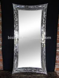 rectangle mirror frame. Unique Frame Rectangle Crackle Handmade Full Length Design Wall Mirror Dressing  Frame Mosaic Glass Mirrors On Mirror C