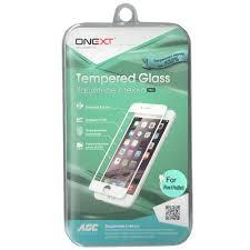 Купить <b>Защитное стекло Onext для</b> iPhone 6 Plus, черная рамка ...