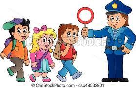 Znalezione obrazy dla zapytania grafika policjant