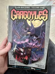 "Greg Weisman on Twitter: """"@StacyEyman: Finally! After many years I've  found a copy of the Gargoyles comic! my favorite Weisman cartoon.  https://t.co/uteCtayicF"" :)"""