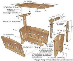 Woodworking Plans Magazine Rack Woodworking Bench In A
