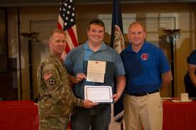 Operations Employee Virginia Department Of Military Affairs Honors Recognizes State