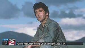 Actor Chick Vennera, native of Herkimer ...