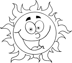 Small Picture colouring in cartoon sun for kids Coloring Point