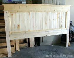 wood headboards queen bedroom headboard and wooden rustic white super king for reclaimed