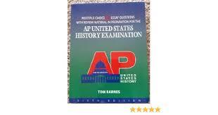 multiple choice f ap u s history tom barnes  f ap u s history tom barnes 9781934780329 com books