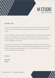 Business letterhead is the header at the top of a company letter. Letterhead Cover Letter Free For Job Application Template Difference Hudsonradc