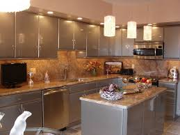 best size for recessed lighting in kitchen above cabinet with modern crystal lighting above island