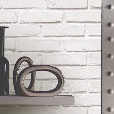 Wit Behang Loft Brick Klassieke Achtergrond Behang Afmeting Tafel