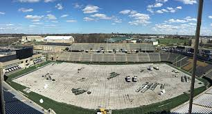 Toledo Rockets Glass Bowl Seating Chart Utoledo News Blog Archive Ut Begins Renovation Projects