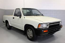 Remember When Nissan and Toyota Didn't Bother to Name Their Pickups ...
