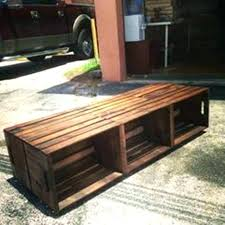 crate tv stand crate stand wooden crate stand the best wood crate table ideas on crate