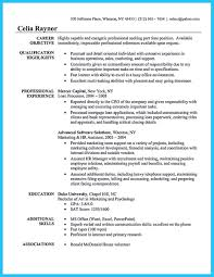 Best Job Objectives For Resume Best Of Awesome Best Administrative Assistant Resume Sample To Get Job Soon