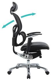 best back support office chair. ergonomic orthopaedic office chair in black with chrome base best back support a