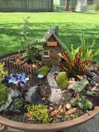images of fairy gardens. Perfect Gardens Sherryu0027s Fairy Garden And Images Of Fairy Gardens