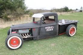 rat rod pickup w orig suicide doors american torque com
