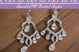 rhinestone bridal earrings crystal chandelier drop earring wedding earrings swarovski crystal drop earrings