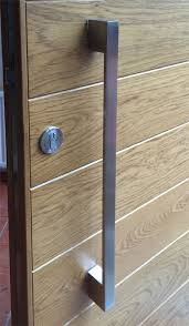contemporary front door furniture. Contemporaryflatpullhandle-610mm Contemporary Front Door Furniture O