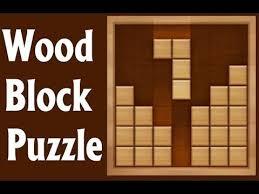 best score wooden block puzzle game