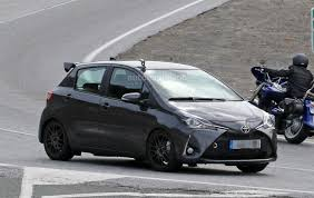 Toyota Yaris GRMN Spied for the First Time With 5-Door Body ...