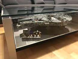 lego display table glass display coffee table falcon coffee table ideas lego display table uk