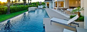 Modern Backyard Infinity Pools Many Benefits Of Building A Pool And Ideas