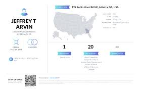 Jeffrey T Arvin, (404) 874-7288, 199 Robin Hood Rd NE, Atlanta, GA ...