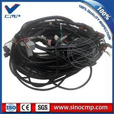 0006494 external wiring harness fits hitachi excavator zx200 3,cmp 2004 mazda 3 engine wiring harness at 3 Wiring Harness