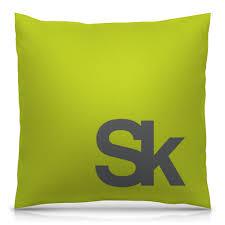 Подушка 40×40 см с полной запечаткой SkBasic #3286297 в ...