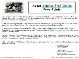 Ppt About Science Prof Online Powerpoints Powerpoint Presentation