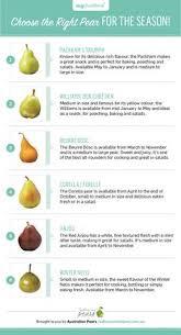 Pear Identification Chart 28 Best Pear Varieties Images Pear Varieties Pear Fruit