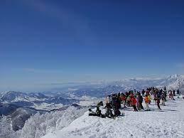野沢 温泉 スキー 場 天気