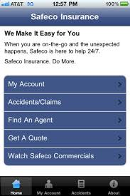 Safeco Insurance Quote Best Safeco Insurance IPhone Application Florida Health Insurance Home