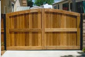 vinyl fence double gate. Finest Fence Contractor \u2013 Simi Valley Vinyl Double Gate