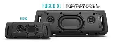 loud bluetooth speakers. bigger louder fugoo bluetooth speaker loud speakers o