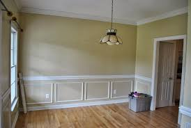 Dining Room Colors With Chair Rail