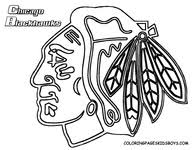 Small Picture Emejing Chicago Blackhawks Coloring Pages Ideas Coloring Page