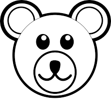 Small Picture Cute Teddy Bear Coloring Pages For Free Gianfredanet