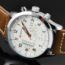men s vintage quartz watch outdoor watch leather strap three men s vintage quartz watch outdoor watch leather strap three options online internetages